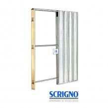Controtelaio Scrigno porte scorrevoli per intonaco 600 x 2100 mm