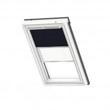 Tenda combinata Oscurante e Plissettata filtrante manuale DFD