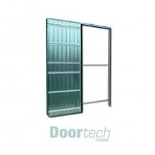 Controtelaio Doortech by Scrigno porte scorrevoli per cartongesso 600 x 2100 mm