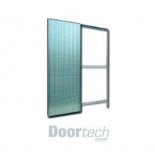 Controtelaio Doortech by Scrigno porte scorrevoli per intonaco 600 x 2100 mm